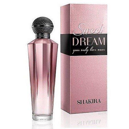 Sweet Dream Eau de Toilette Shakira 50ml - Perfume Feminino