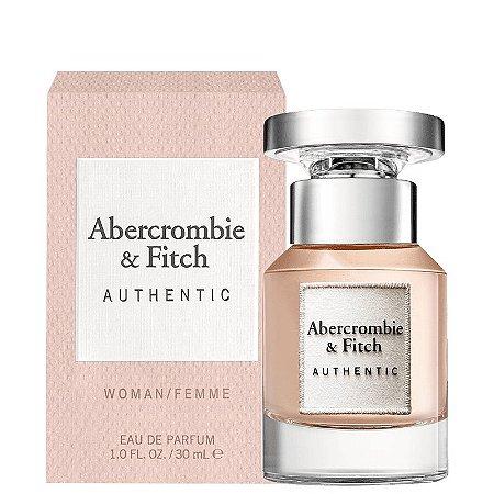 Authentic Eau de Parfum Abercrombie & Fitch 30ml - Perfume Feminino
