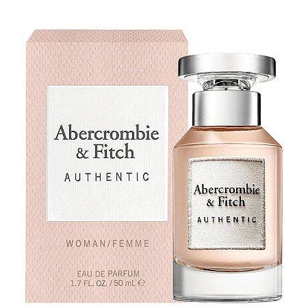Authentic Eau de Parfum Abercrombie & Fitch 50ml - Perfume Feminino