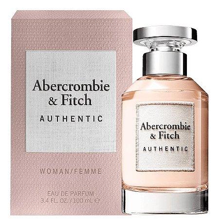 Authentic Eau de Parfum Abercrombie & Fitch 100ml - Perfume Feminino