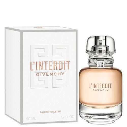 L'Interdit Eau de Toilette Givenchy 50ml - Perfume Feminino