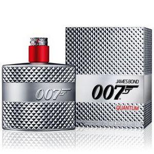 James Bond 007 Quantum Eau de Toilette 50ml - Perfume Masculino