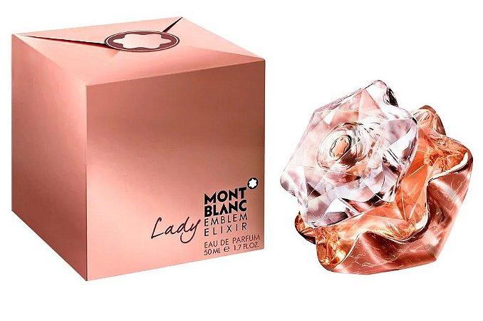 Lady Emblem Elixir Eau de Parfum Montblanc 75ml - Perfume Feminino