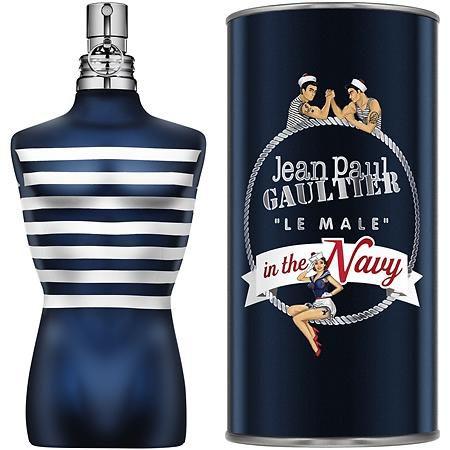 Le Male In The Navy Jean Paul Gaultier 125ml - Perfume Masculino