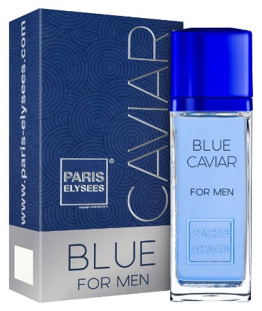 Blue Caviar Eau de Toilette Paris Elysees 100ml - Perfume Masculino