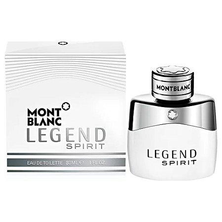 Legend Spirit Eau de Toilette Montblanc 30ml - Perfume Masculino