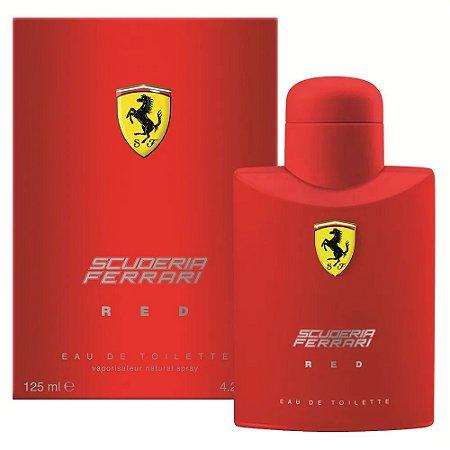 Ferrari Red Eau de Toilette Ferrari 125ml - Perfume Masculino
