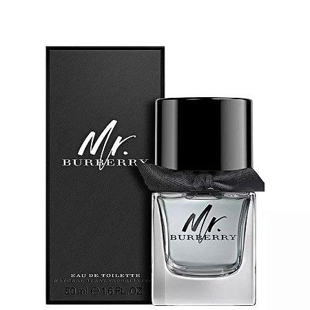 Mr. Burberry Eau de Toilette Burberry 50ml - Perfume Masculino