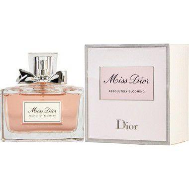 Miss Dior Absolutely Blooming Eau de Parfum Dior 50ml - Perfume Feminino
