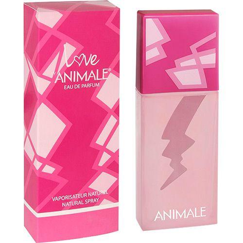 Animale Love Eau de Parfum 50ml - Perfume Feminino