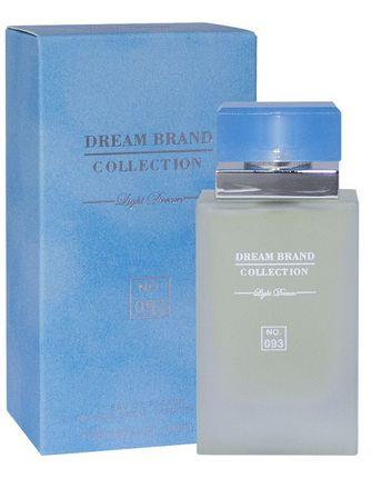 Nº 093 Light Dream Parfum Brand Collection 25ml - Perfume Feminino