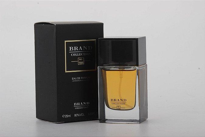 Nº 108 Eau de Parfum Brand Collection 25ml - Perfume Masculino