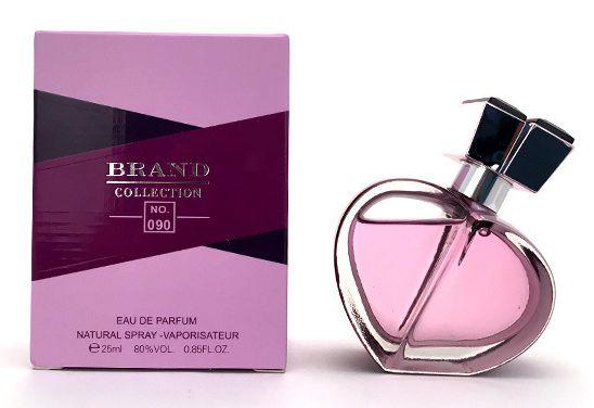Nº 090 Eau de Parfum Brand Collection 25ml - Perfume Feminino