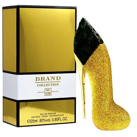 Nº 139 Eau de Parfum Brand Collection 25ml - Perfume Feminino
