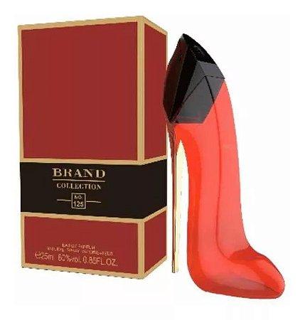 Brand Collection 125 High Heel Red Parfum 25ml - Perfume Feminino
