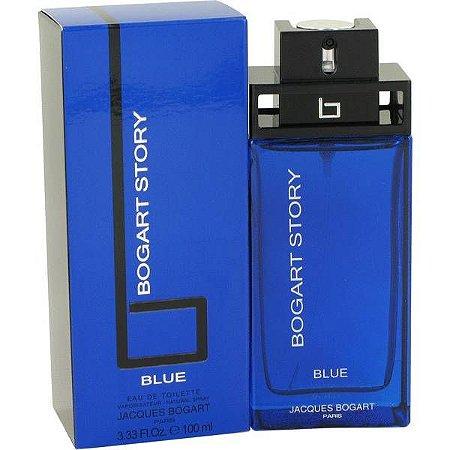 Bogart Story Blue Eau de Toilette Jacques Bogart 100ml - Perfume Masculino