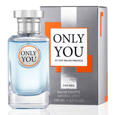 Only You Eau de Toilette New Brand 100ml - Perfume Masculino