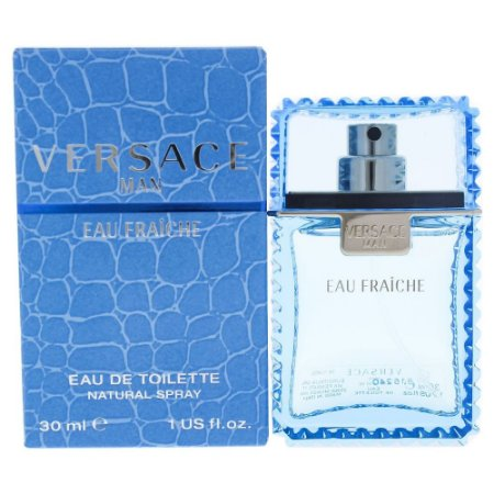 Versace Man Eau Fraîche Eau de Toilette 30ml - Perfume Masculino