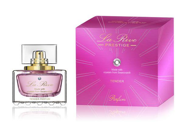 Tender Parfum La Rive Prestige Swarovski 75ml - Perfume Feminino