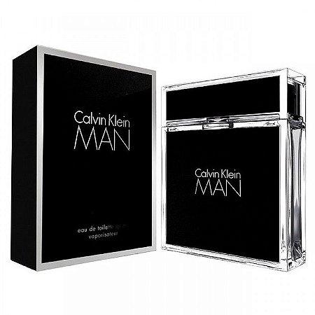 Calvin Klein Man Eau de Toilette 50ml - Perfume Masculino