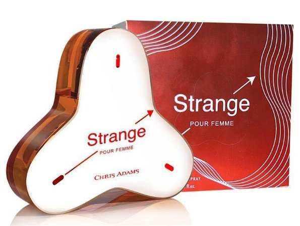 Strange Eau de Toilette Chris Adams 100ml - Perfume Feminino