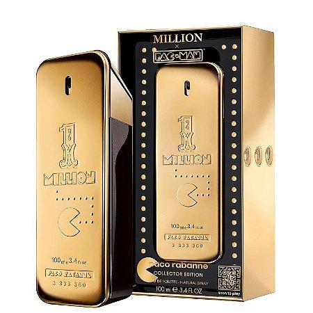 1 Million Pacman Collector Edition Eau de Parfum Paco Rabanne 100ml - Perfume Masculino