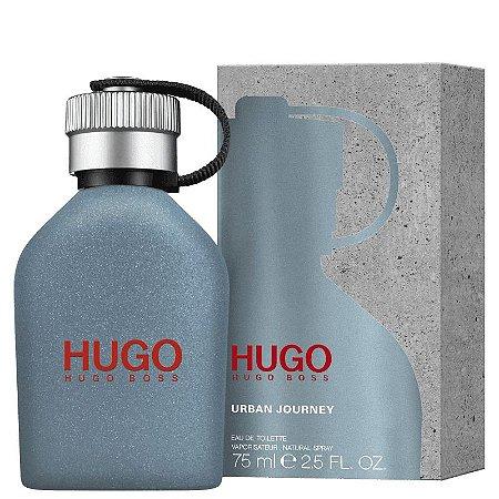 Urban Journey Eau de Toilette Hugo Boss 75ml - Perfume Masculino