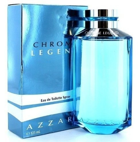 Azzaro Chrome Legend Eau de Toilette 125ml - Perfume Masculino