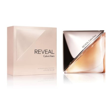 Reveal Eau de Parfum Calvin Klein 50ml - Perfume Feminino