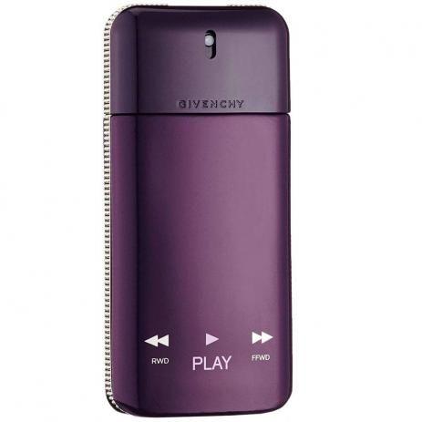 Tester Play Intense Eau de Parfum Givenchy 50ml - Perfume Feminino