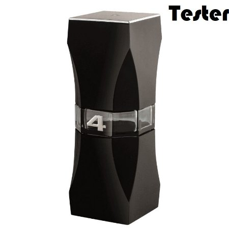 Tester 4 Men Eau de Toilette New Brand 100ml - Perfume Masculino