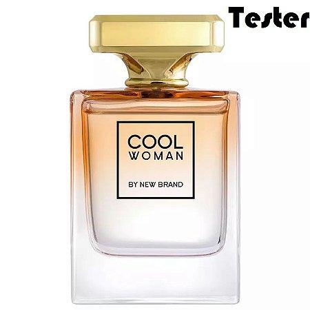 Tester Cool Woman Eau De Parfum New Brand 100ml - Perfume Feminino