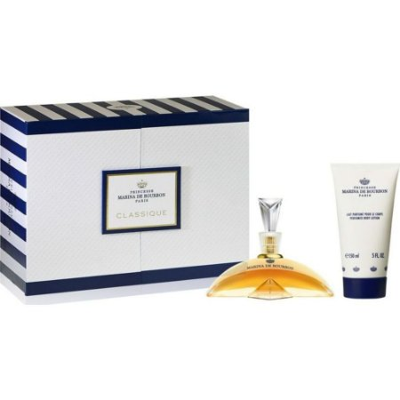 Kit Classique Marina de Bourbon Eau de Parfum 100ml + Loção Hidratante 150ml - Feminino