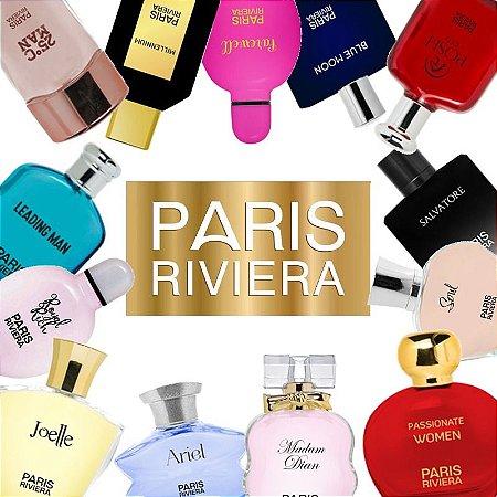 Kit 16 Perfumes Paris Riviera à Escolha