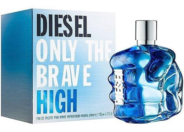 Diesel Only the Brave High Eau de Toilette 125ml - Perfume Masculino