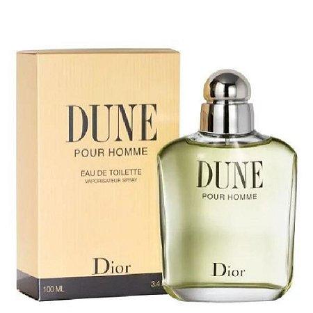 Dune Pour Homme Eau de Toilette Dior 100ml - Perfume Masculino