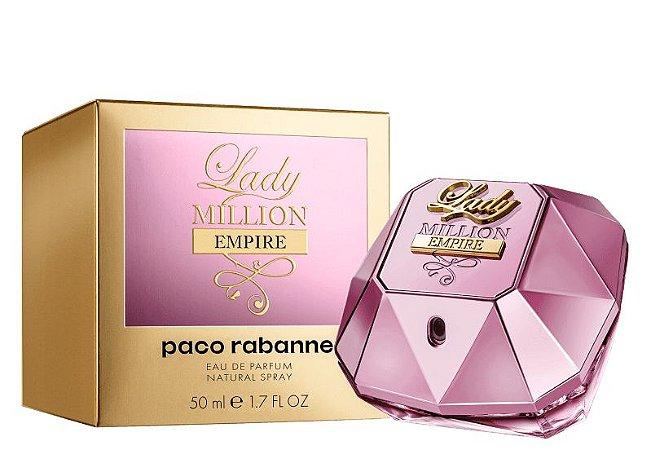 Lady Million Empire Eau de Parfum Paco Rabanne 50ml - Perfume Feminino
