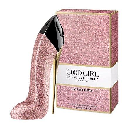 Good Girl Fantastic Pink Carolina Herrera Eau de Parfum 80ml - Perfume Feminino