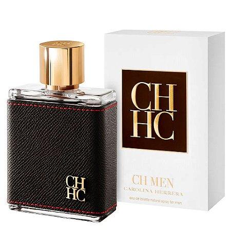 CH Men Carolina Herrera Eau de Toilette 200ml - Perfume Masculino