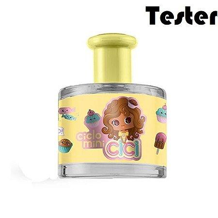 Tester Deo Colônia Cici Mel 100ml - Perfume Infantil