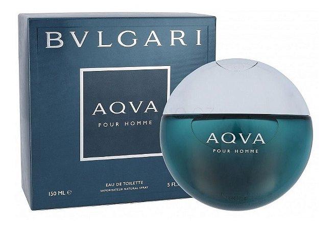 Bvlgari Aqva Pour Homme Eau de Toilette 150ml - Perfume Masculino