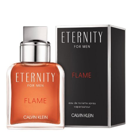 Eternity Flame Calvin Klein Eau de Parfum 30ml - Perfume Masculino