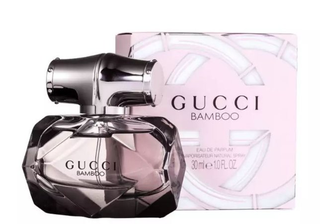 Gucci Bamboo Eau de Parfum 30ml - Perfume Feminino