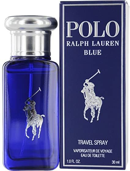 Polo Blue Eau de Toilette Ralph Lauren 30ml - Perfume Masculino