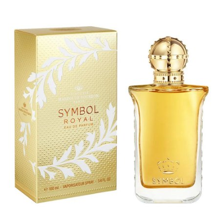 Symbol Royal Eau de Parfum Marina de Bourbon 100ml - Perfume Feminino