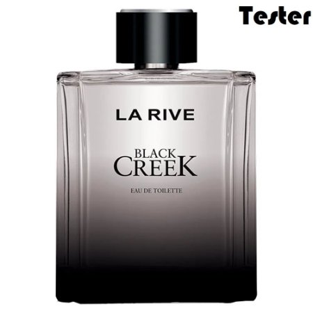 Tester Black Creek Eau de Toilette La Rive 100ml - Perfume Masculino