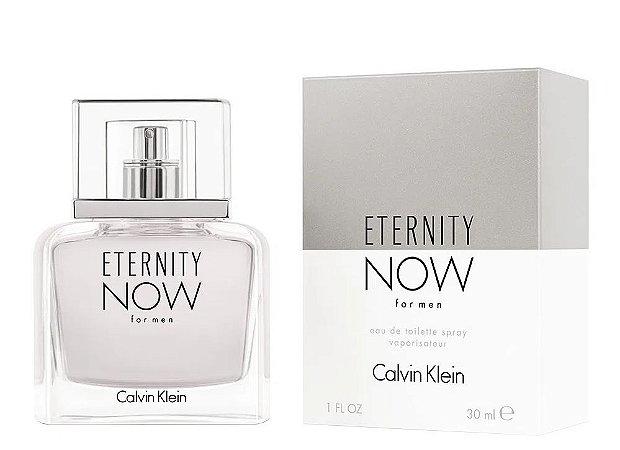 Eternity Now Eau de Toilette Calvin Klein 30ml - Perfume Masculino