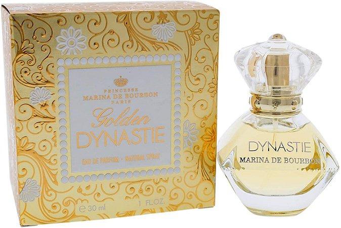 Golden Dynastie Eau de Parfum Marina de Bourbon 30ml - Perfume Feminino