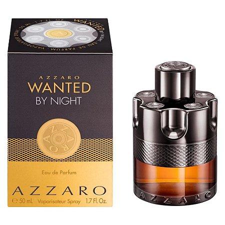 Azzaro Wanted by Night Eau de Parfum 50ml - Perfume Masculino