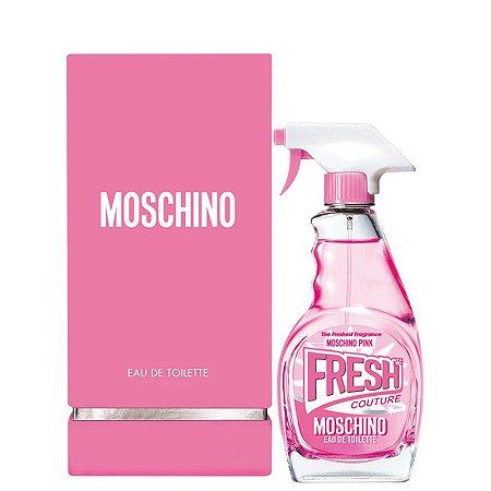 Pink Fresh Couture Eau de Toilette Moschino 50ml - Perfume Feminino